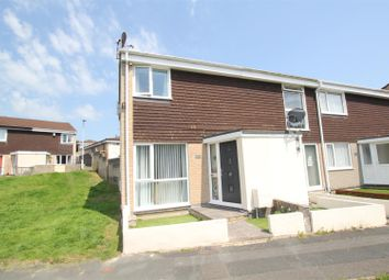Thumbnail 2 bed end terrace house for sale in Downfield Way, Plympton, Plymouth