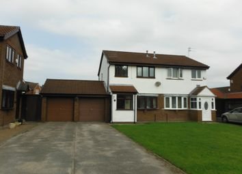 Thumbnail 3 bed semi-detached house to rent in Harvester Way, Bootle