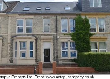 Thumbnail 5 bed flat to rent in Osborne Road, Newcastle Upon Tyne