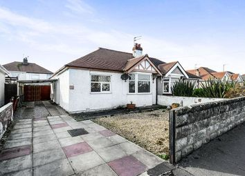 Thumbnail 2 bed bungalow for sale in Tynewydd Road, Rhyl