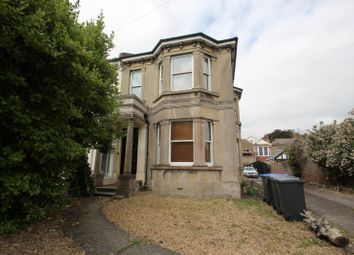Thumbnail 2 bed flat to rent in Tennyson Road, Worthing