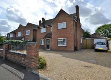 Thumbnail 4 bed detached house for sale in Baldwin Road, King's Lynn