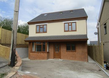 Thumbnail 5 bedroom detached house for sale in Hill Street, Aberdare