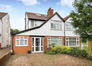 Thumbnail 4 bed semi-detached house for sale in Collingwood Avenue, Surbiton