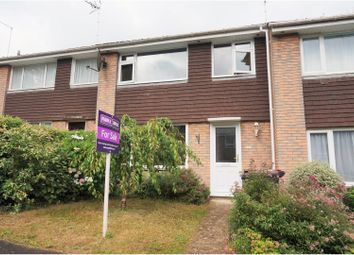 Thumbnail Terraced house for sale in Glynville Close, Colehill, Wimborne