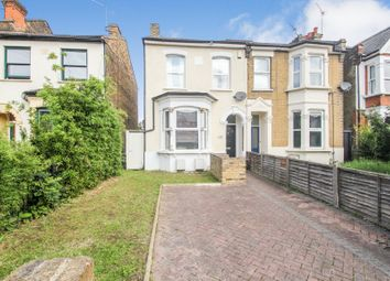 Thumbnail 2 bed flat for sale in Hainault Road, Leytonstone, London