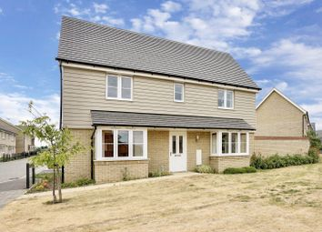 Thumbnail 3 bed detached house for sale in Waterland, St. Neots, Cambridgeshire