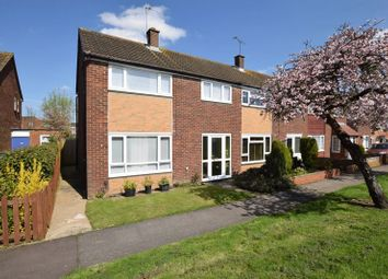 Thumbnail 3 bedroom end terrace house for sale in Forfar Drive, Bletchley, Milton Keynes
