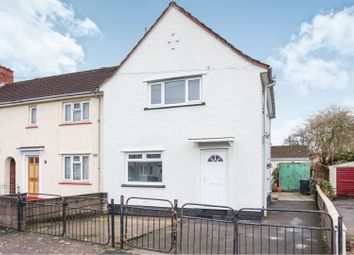 Thumbnail 4 bed end terrace house for sale in Brixham Road, Bedminster