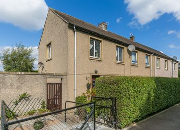 Thumbnail 2 bed end terrace house for sale in Hamilton Crescent, Newtongrange, Dalkeith