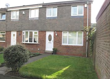 Thumbnail 3 bed terraced house to rent in Oswestry Place, Eastfield Green, Cramlington