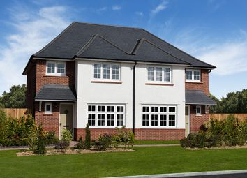 """Thumbnail 3 bed semi-detached house for sale in """"Ludlow"""" at Milton Hill, Steventon, Abingdon"""