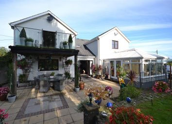 Thumbnail 5 bed detached house for sale in Llanarthney, Carmarthen