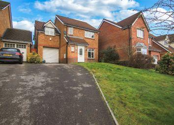 Thumbnail 4 bed detached house for sale in Maes-Y-Garreg, Rassau, Ebbw Vale, Gwent