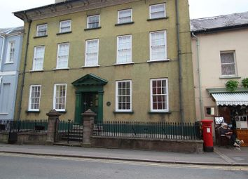 Thumbnail 1 bed flat to rent in The Struet, Brecon