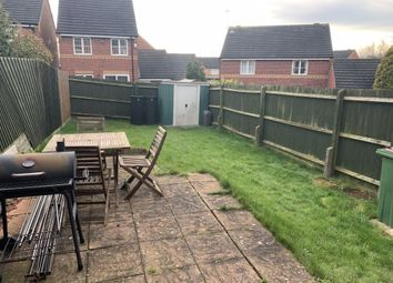 Thumbnail 2 bed property to rent in Gregorys Close, Thorpe Astley, Braunstone, Leicester