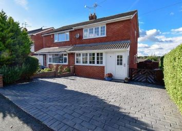 3 bed semi-detached house to rent in Semper Close, Congleton CW12