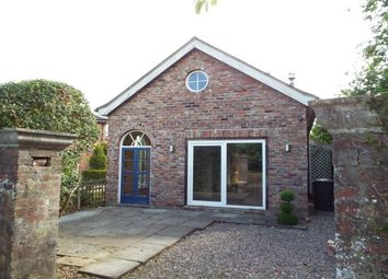 Thumbnail 2 bedroom detached house to rent in Erbistock, Wrexham