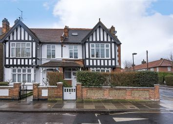 Thumbnail 2 bed flat for sale in Madrid Road, London