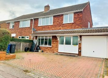 Thumbnail 3 bed semi-detached house to rent in Leyfields, Lichfield