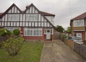 Thumbnail 3 bed semi-detached house to rent in South Hill Grove, Harrow, Middlesex