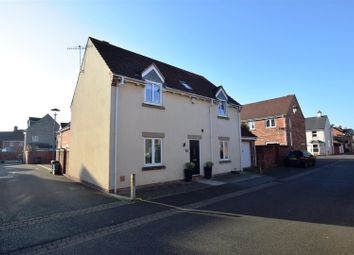 Thumbnail 4 bed detached house for sale in Rosemary Crescent, Village Quarter, Portishead