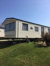 Thumbnail 2 bedroom mobile/park home for sale in Rockley Park Holiday Centre, Napier Road, Poole, Dorset