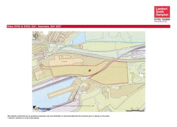 Thumbnail Land for sale in Sites & Sv05 SA1, Swansea,