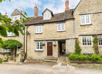 Thumbnail 3 bed terraced house for sale in Manor Road, Woodstock, Oxfordshire