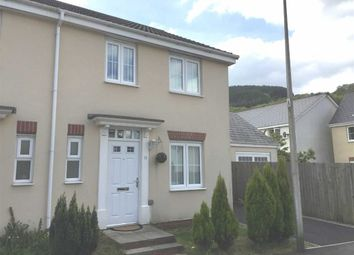 Thumbnail 3 bed semi-detached house for sale in Maes Y Ffynnon, Ynysboeth, Mountain Ash