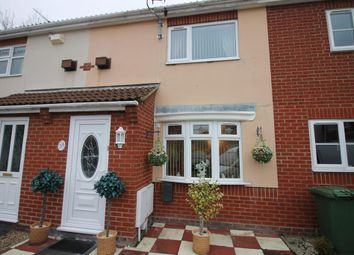 Thumbnail 1 bedroom terraced house for sale in Wright Close, Caister-On-Sea, Great Yarmouth