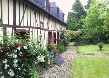 Thumbnail 4 bed property for sale in Normandy, Eure, Near Cormeilles
