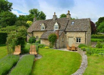 Thumbnail 3 bed detached house to rent in Ampney Crucis, Cirencester