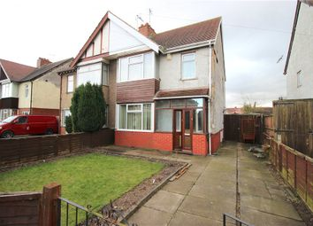 Thumbnail 3 bedroom semi-detached house for sale in Field Lane, Alvaston, Derby