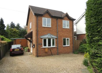 Thumbnail 3 bed detached house for sale in Isle Road, Outwell, Wisbech