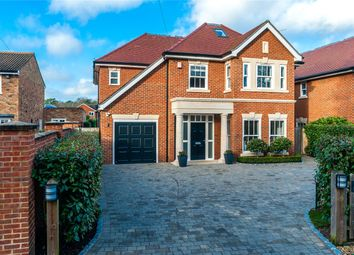 Thumbnail 6 bed detached house for sale in The Avenue, Ascot, Berkshire