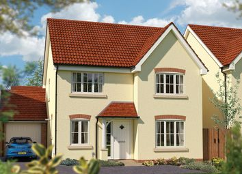 "Thumbnail 4 bedroom detached house for sale in ""The Juniper"" at Priory Fields, Wookey Hole Road, Wells, Somerset, Wells"