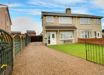 Thumbnail 3 bed semi-detached house for sale in St Michaels Close, Thorne