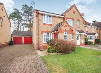 Thumbnail 2 bedroom semi-detached house for sale in Rosecroft Way, Thetford