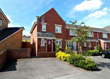 Thumbnail 3 bed end terrace house to rent in Parc Gellifaelog, Tonypandy