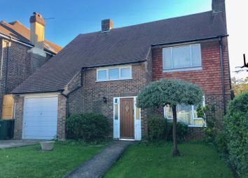 Thumbnail 3 bed detached house to rent in Woodruff Avenue, Hove