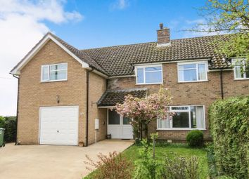 Thumbnail 5 bed semi-detached house for sale in Millthorpe, Sleaford