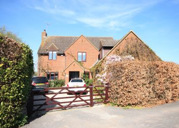 Thumbnail 5 bed detached house for sale in Church Farm Lane, South Marston