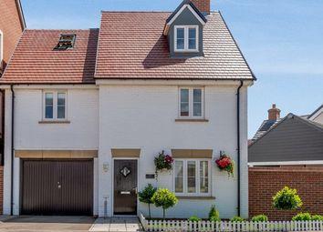 Thumbnail 4 bed detached house for sale in Newton Leys, Bonaire Grange, Milton Keynes