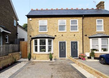 Thumbnail 2 bed property for sale in 27 A Bournehall Road, Bushey WD23.