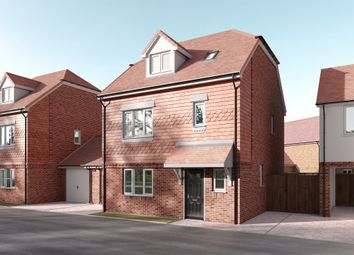 Thumbnail 4 bed link-detached house for sale in Woodacres Way, Arlington Road East, Hailsham
