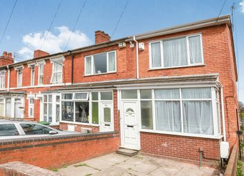 Thumbnail 3 bedroom end terrace house for sale in Dunstall Road, Dunstall, Wolverhampton