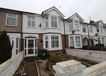 Thumbnail 4 bedroom terraced house for sale in Westhill Road, Coventry