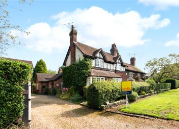 Thumbnail 2 bed semi-detached house for sale in Tabley Road, Knutsford, Cheshire