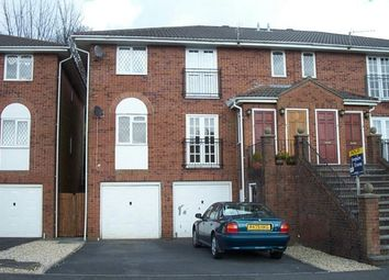 Thumbnail 2 bed flat to rent in Newnham Crescent, Sketty, Swansea